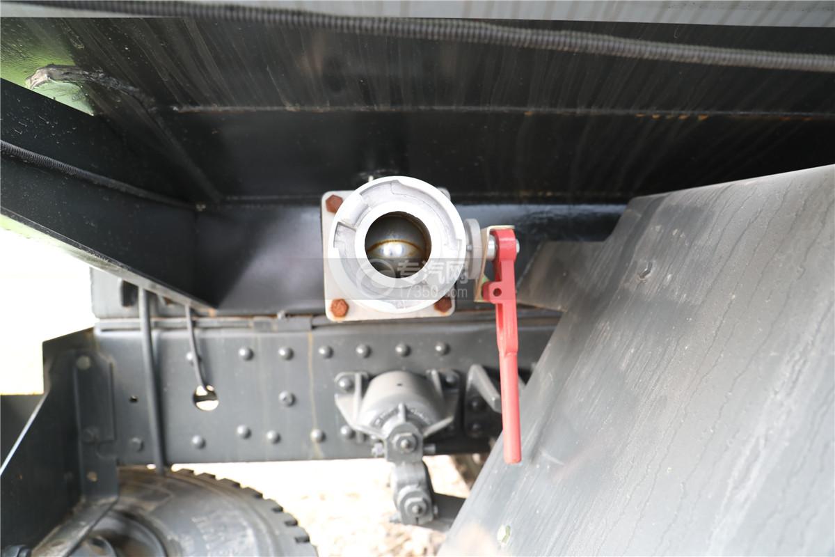 解放J6F国六11.8方洒水车自流阀