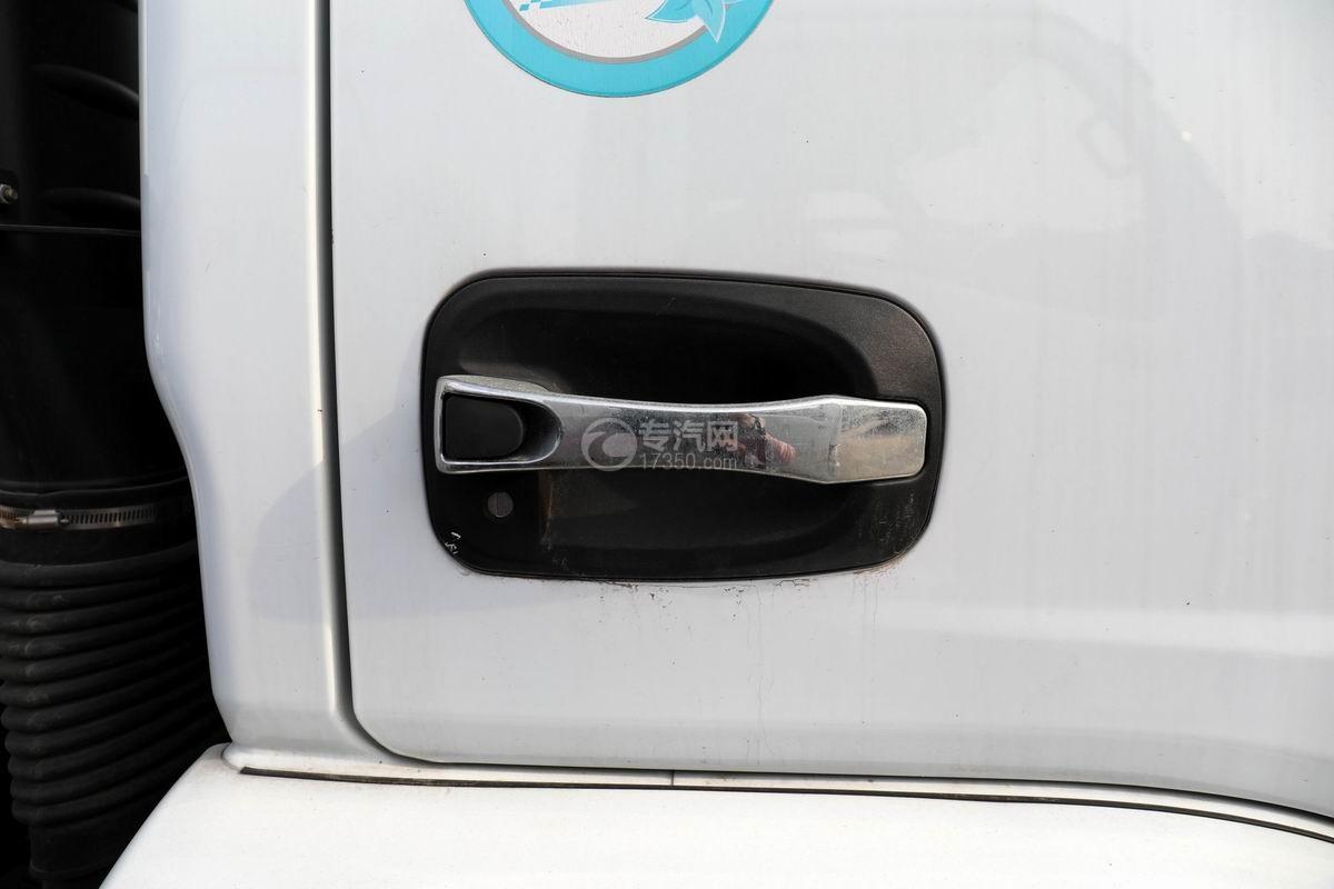 东风大多利卡7.6方加油车车门把手