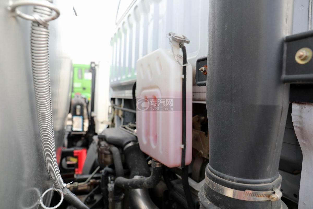 东风大多利卡7.6方加油车防冻液