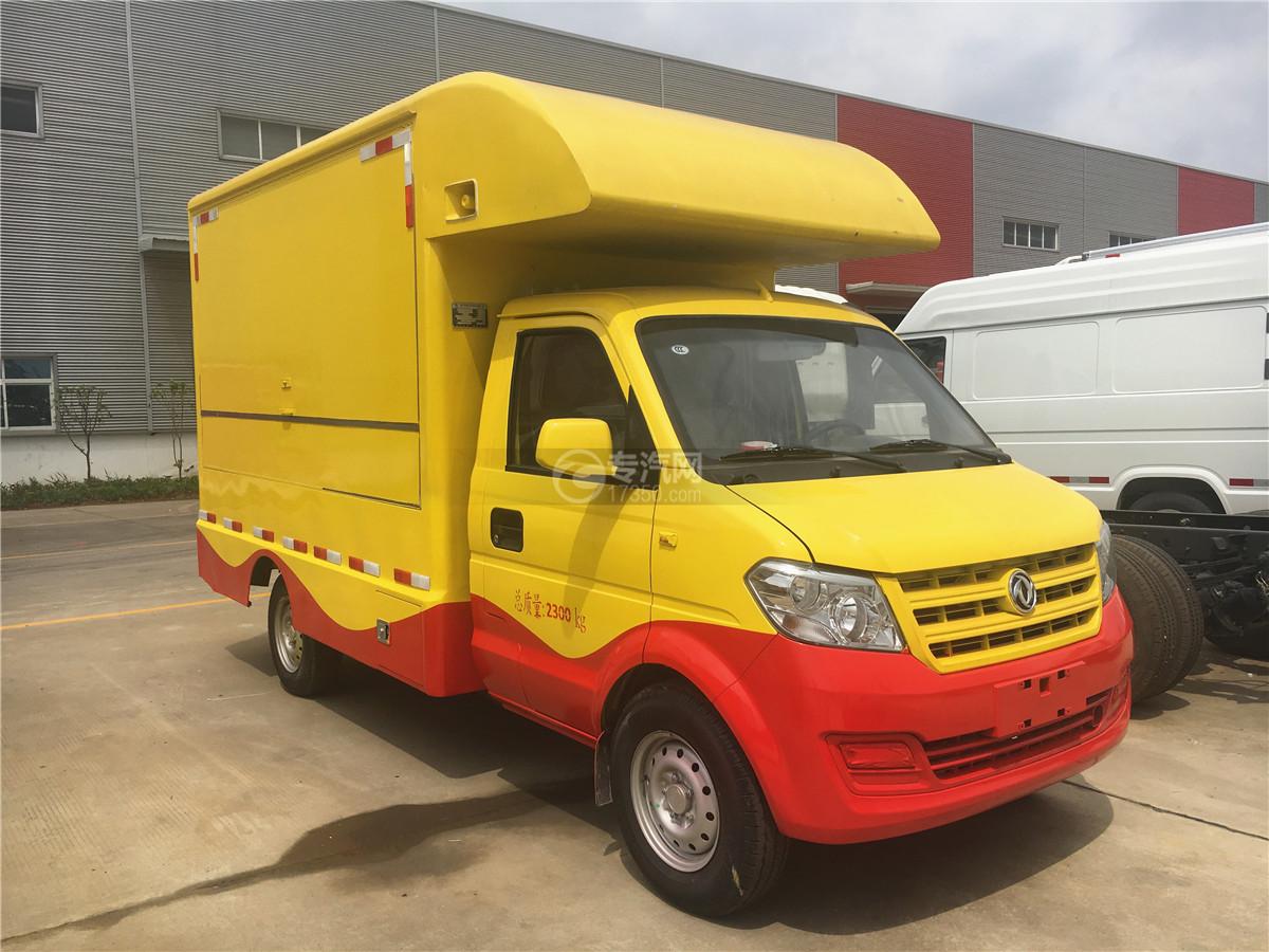 东风小康国六售货车