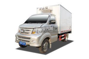 重汽王牌瑞狮微卡国五3.65米冷藏车