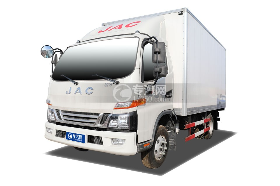 江淮骏铃V6国六4.015米冷藏车
