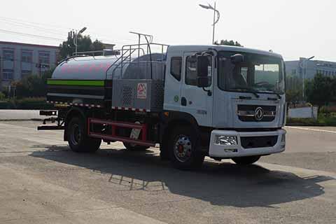 东风多利卡D9国六绿化综合养护车