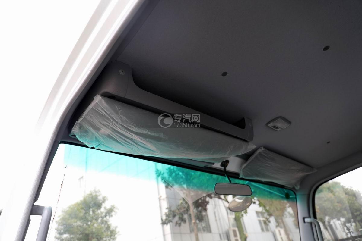 五十铃KV600一拖二清障车遮阳板