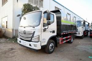 福田欧马可S3国六对接式垃圾车图片