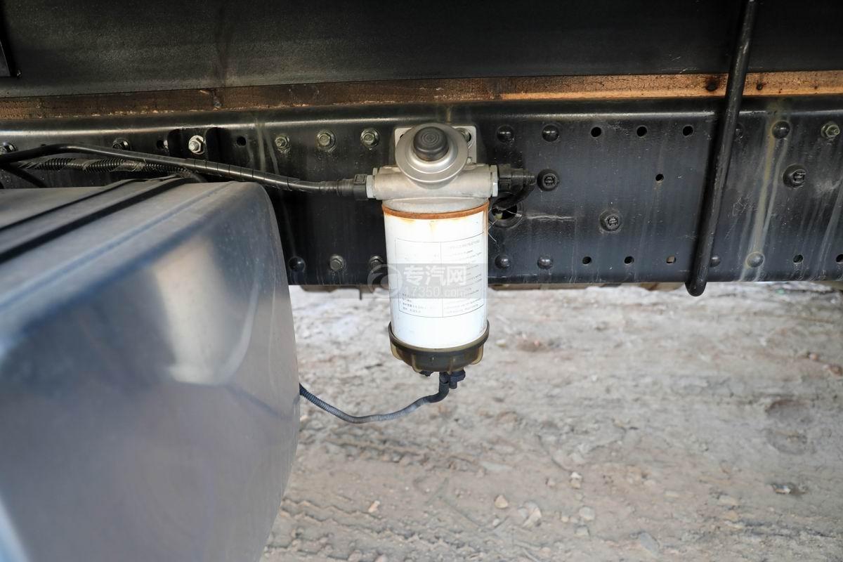 福田欧马可S3国六对接式垃圾车手油泵