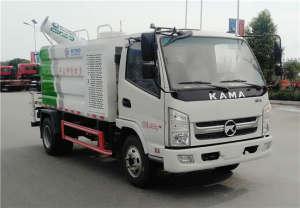 凱馬國六40米多功能抑塵車
