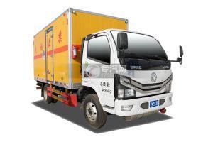 东风小多利卡D6国六杂项危险物品厢式运输车