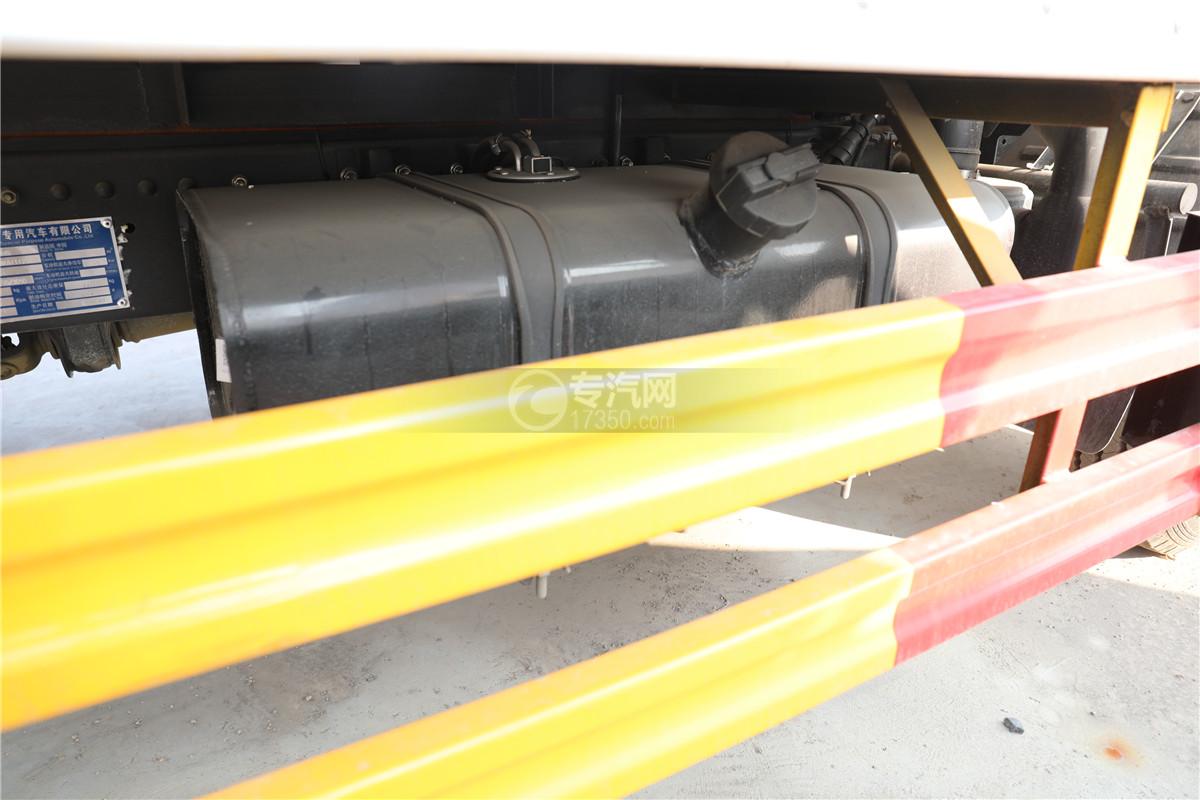 東風小多利卡D6國六雜項危險物品廂式運輸車油箱