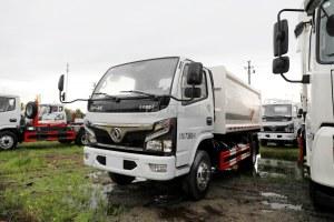东风福瑞卡国六自装卸式垃圾车图片