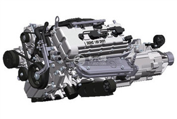 东安DAM15KL发动机