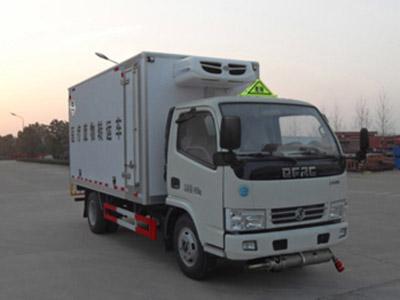 東風多利卡國五4米醫療廢物轉運車
