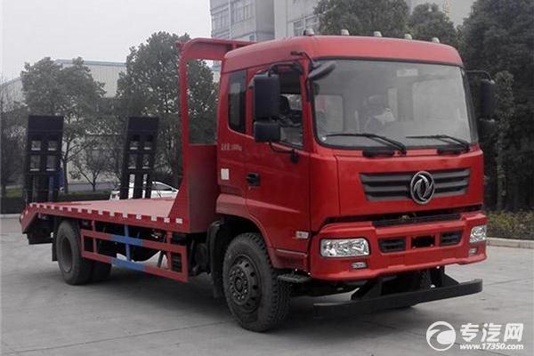 15吨平板运输车,东风、重汽、大运哪款底盘受众率高?