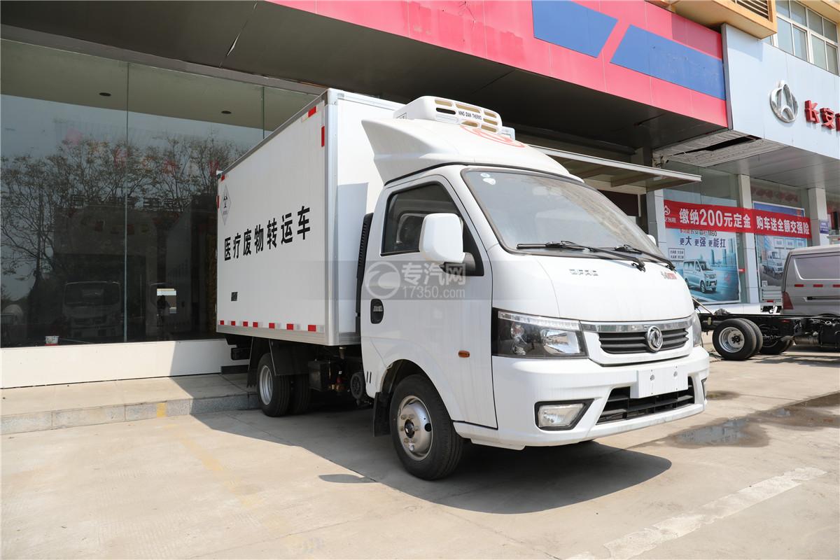 東風途逸T5G國六3.7米醫療廢物轉運車