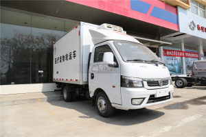 东风途逸T5Q国六3.7米医疗废物转运车