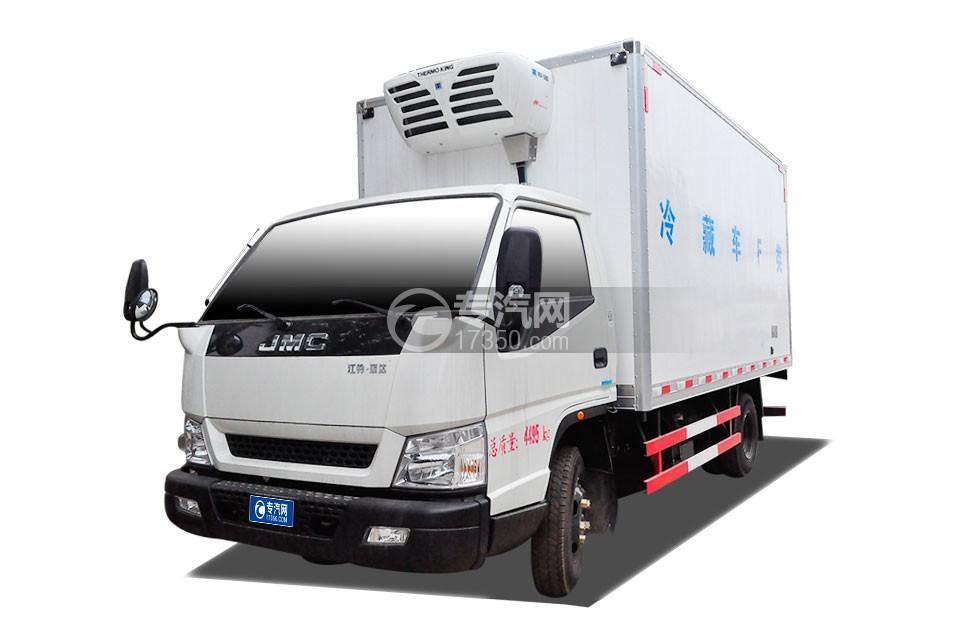 江铃江特牌冷藏车