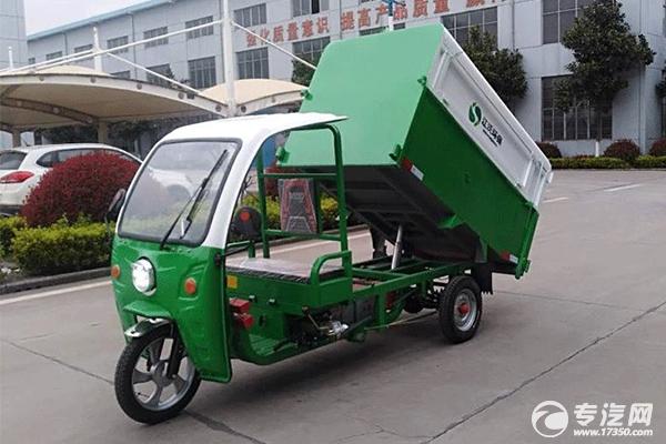 今日爆款推薦電動三輪垃圾車僅售1.2萬