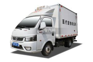 东风途逸国六3.7米医疗废物转运车
