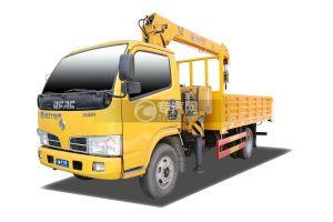 東風福瑞卡國五3.2噸直臂隨車吊產品