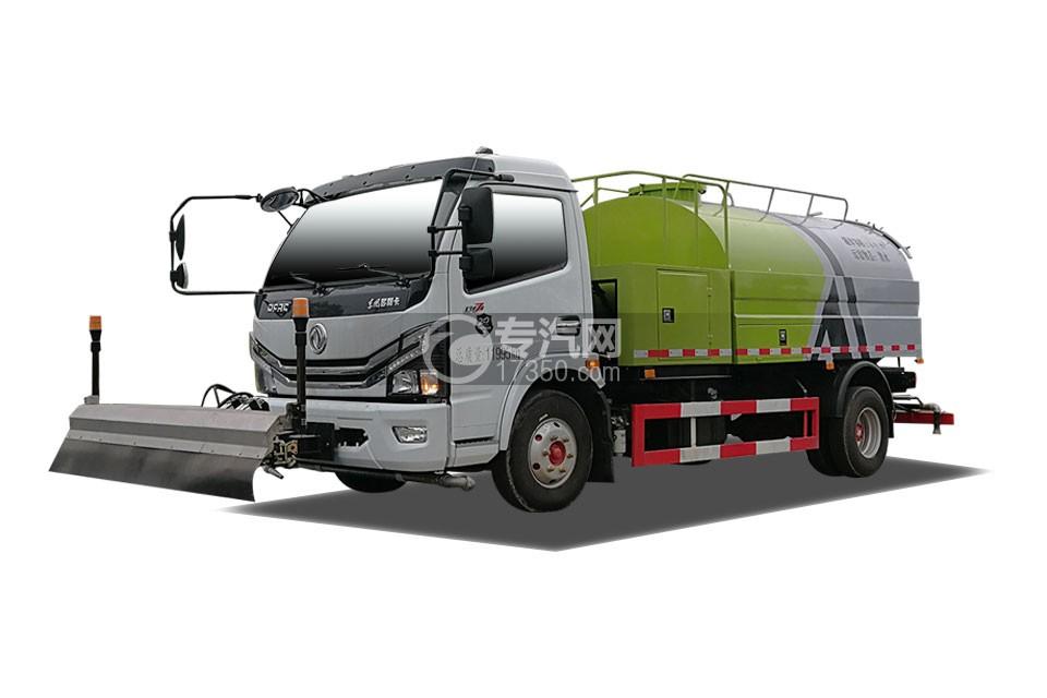 东风大多利卡国六6.9方路面清洗车