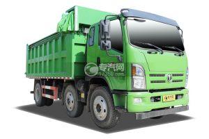 奥驰T6小三轴国六自卸式垃圾车