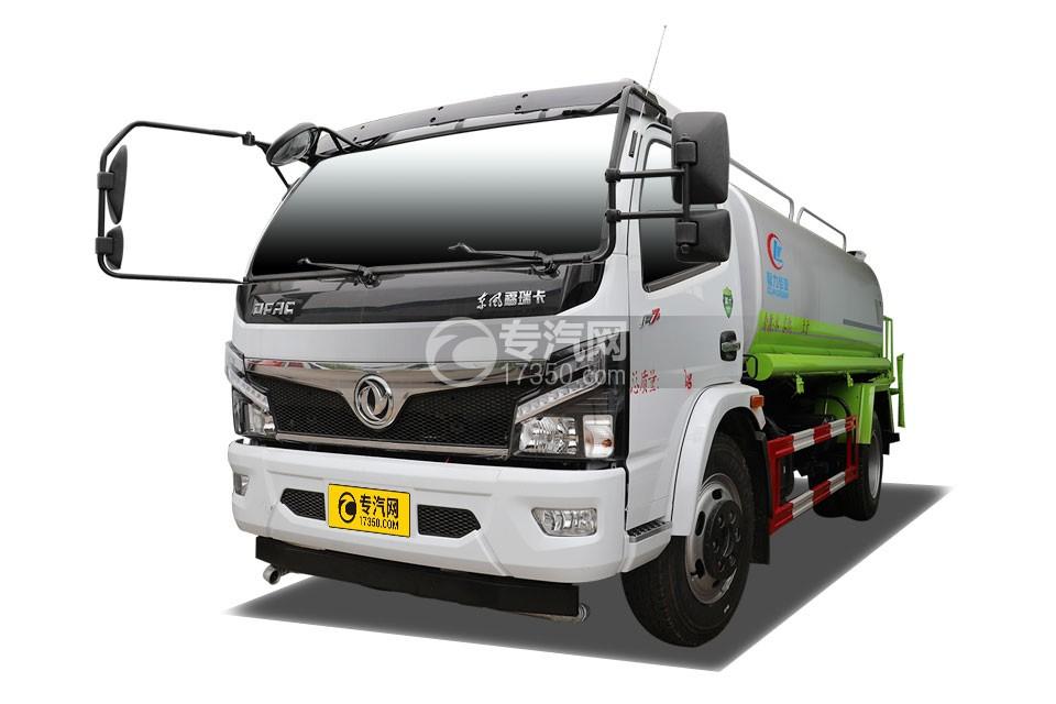 东风福瑞卡F7国六7.43绿化喷洒车