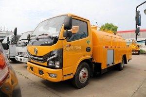 东风多利卡D6国六3.52方清洗吸污车图片