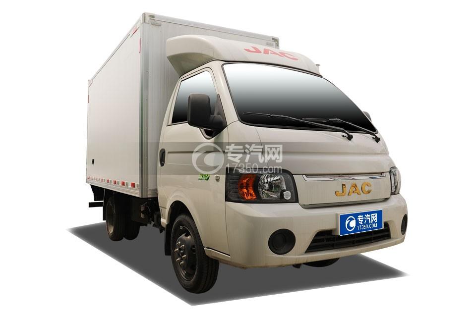 江淮康�X5��六3.5米冷藏�