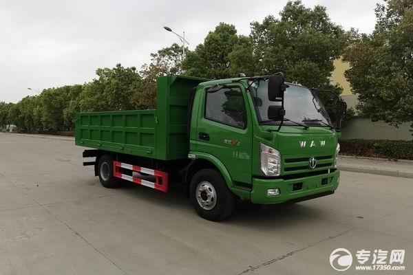 這兩款國六自卸式垃圾車是否能滿足您的運輸需求呢?