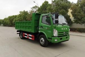 奥驰V3单桥国六自卸式垃圾车图片