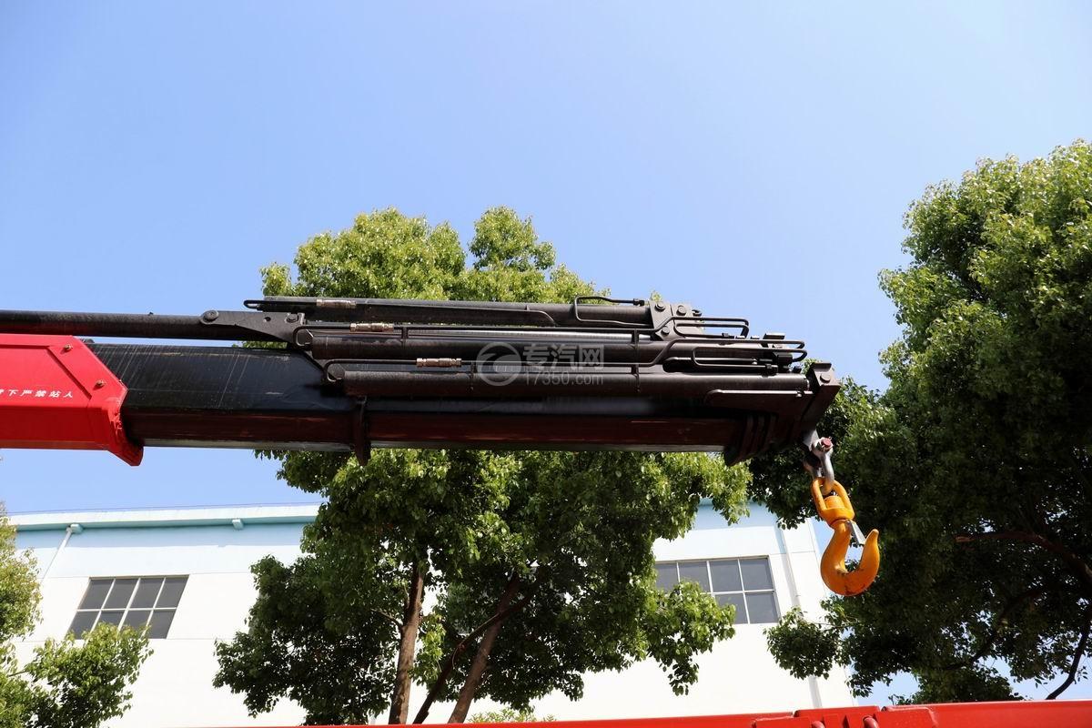 �汽德��新M3000前四孙树凤终于确定了发生在自己眼前後八��六折臂吊吊�C��