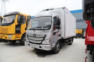 福田欧马可S1国六4.04米冷藏车图片