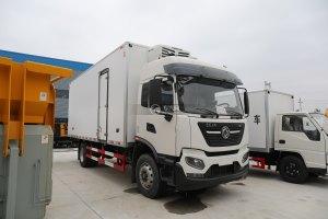 東風天錦KR國六6.08米冷藏車圖片