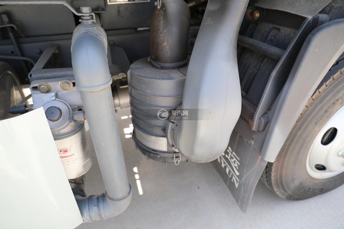 大运新奥普力国六30米抑尘车空气滤芯