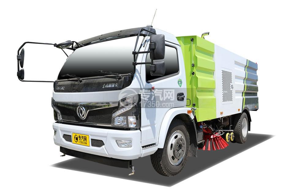 东风福瑞卡F7国六洗扫车