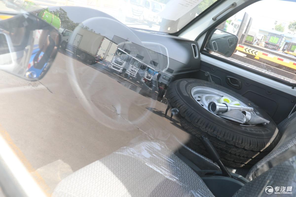 北汽昌河福瑞达K21国六1.54绿化喷洒车驾驶室