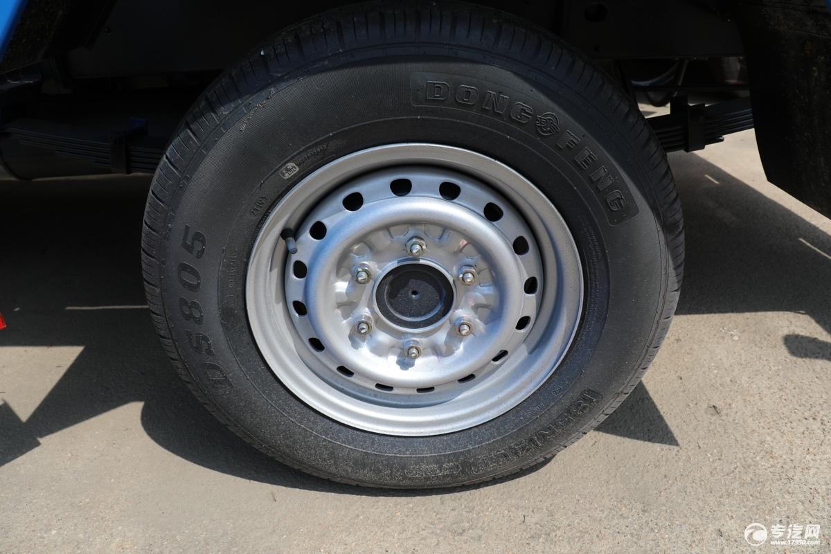 北汽昌河福瑞达K21国六1.54绿化喷洒车轮胎