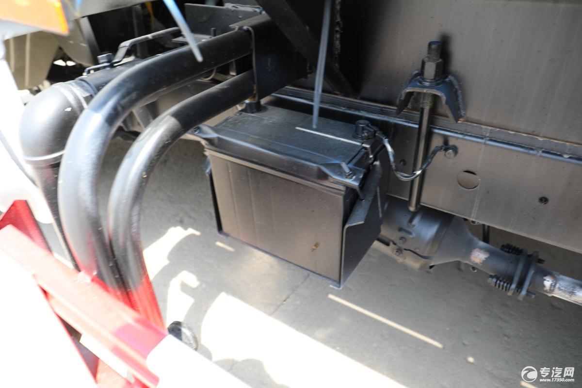 北汽昌河福瑞达K21国六1.54绿化喷洒车电池