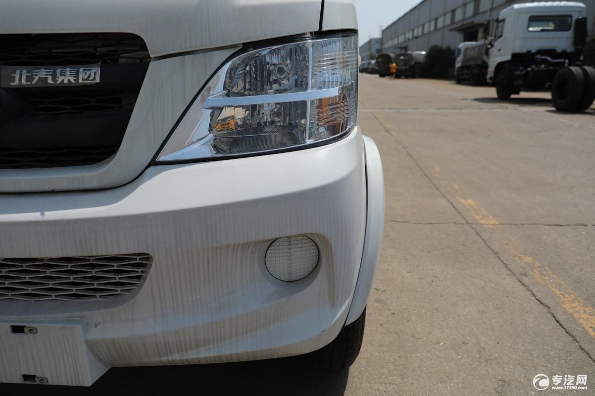 北汽昌河福瑞达K21国六1.54绿化喷洒车左大灯