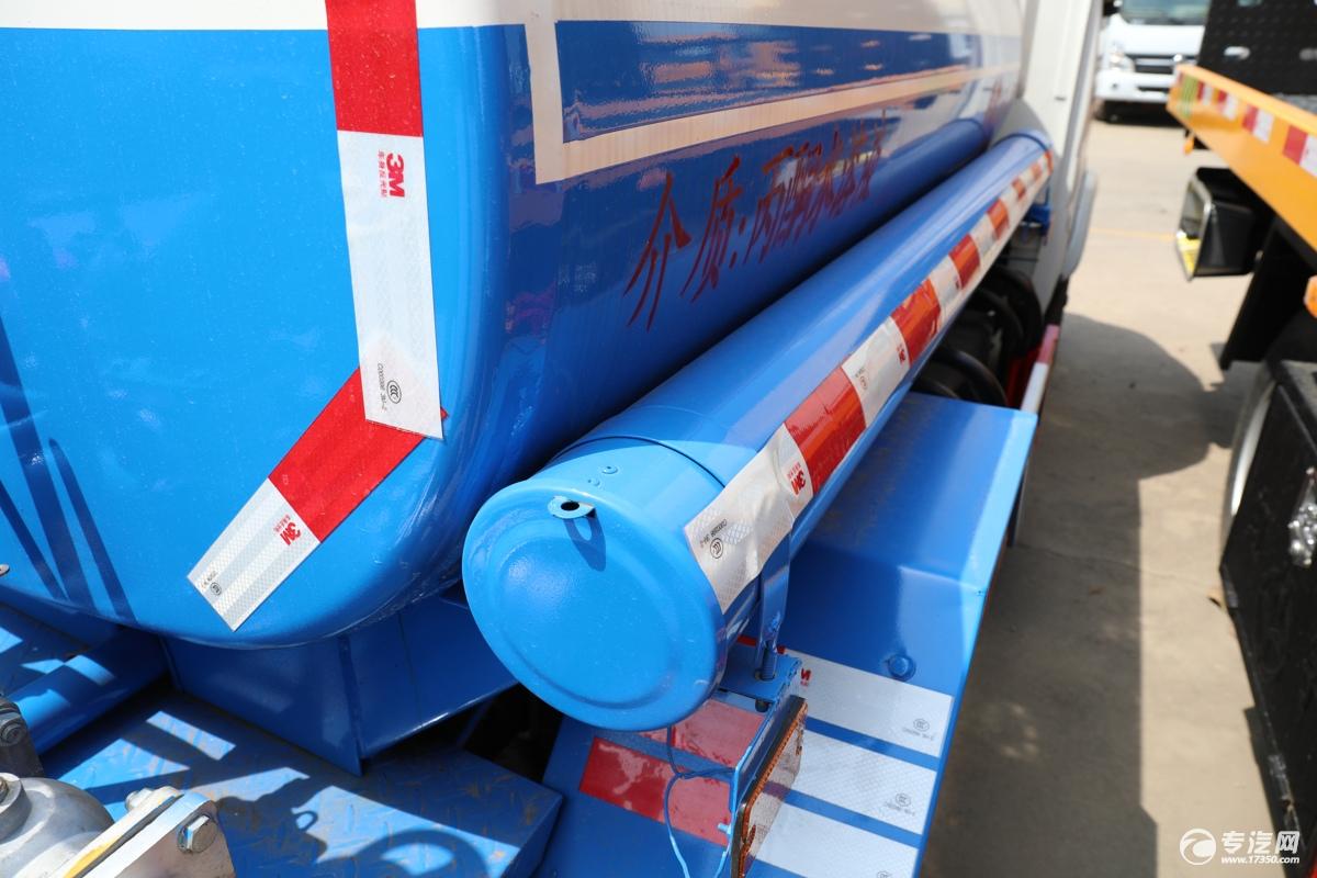 北汽昌河福瑞达K21国六1.54绿化喷洒车炮筒