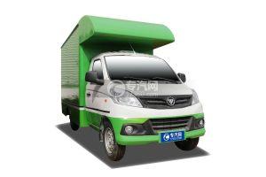 福田祥菱V1国六移动售货车