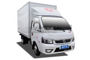 東風途逸T5國六3.5米冷藏車