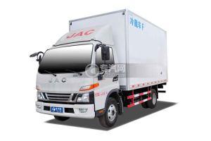 江淮骏铃V6国五4.03米冷藏车