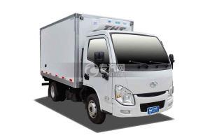 躍進小福星S70國六3.26米冷藏車