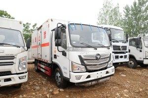 福田歐馬可S1國六4.1米雜項危險物品廂式運輸車圖片