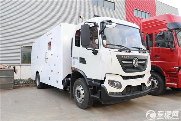 东风天锦KR国六餐车