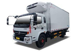 东风凯普特K8国五6.2米冷藏车