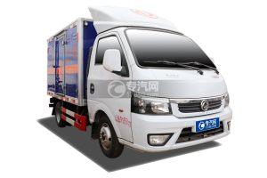 东风途逸T5Q国六3米易燃液体厢式运输车