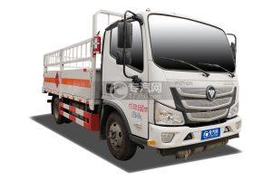 福田欧马可S3国六4.1米气瓶运输车