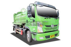 东风拓行D1L国六餐厨式垃圾车